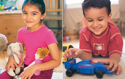 "gender roles seen in toys ""children use toys to try on new roles conservative gender roles see children's preferences for stereotypical clothing and toys as natural expressions of."
